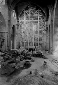 Santa Maria en obres