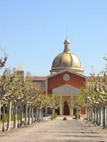 L'església de la Mare de Déu del Pilar al Molí d'en Rovira